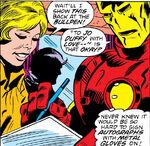 Mary Jo Duffy (Earth-616) from Iron Man Vol 1 103 0001