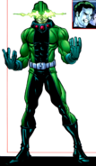 Mesmero (Earth-616) from Official Handbook of the Marvel Universe A-Z Update Vol 1 5