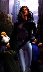 Misty Knight (Earth-1610) from Ultimate Extinction Vol 1 1 0001