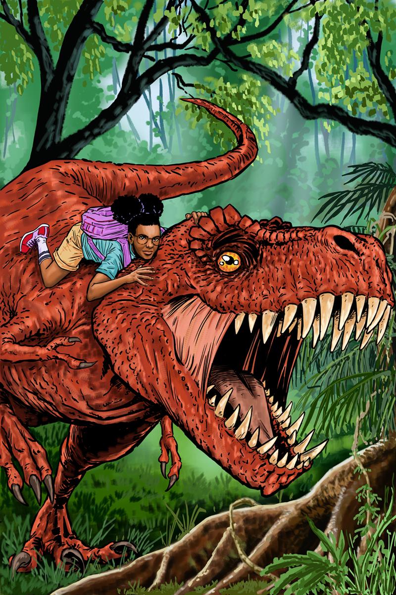 Moon Girl And Devil Dinosaur #10 2016 Marvel Comics