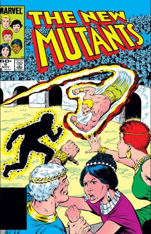New Mutants Vol 1 9