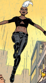 Ororo Munroe (Earth-TRN656) from X-Men Worst X-Man Ever Vol 1 4 001
