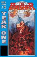 Punisher Year One Vol 1 2