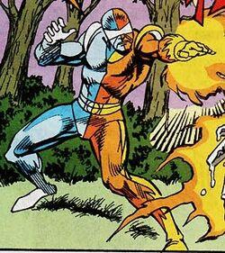 Sam Yurimoto (Earth-616) Web of Spider-Man Vol 1 100