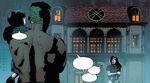 Sanctum Sanctorum from Uncanny X-Men Annual Vol 3 1 001
