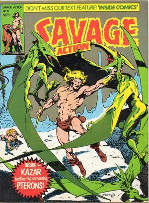 Savage Action Vol 1 11