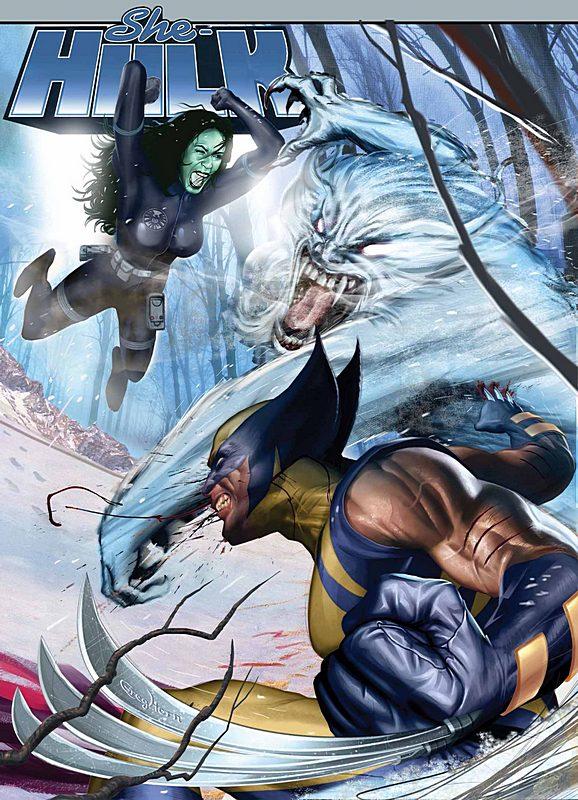 She-Hulk Vol 2 16 Textless
