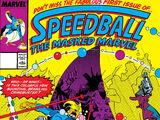 Speedball Vol 1 1