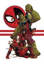 Spider-Man Deadpool Vol 1 31 Textless