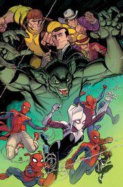 Spider-Verse Vol 2 4 Textless