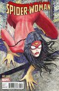 Spider-Woman Vol 5 1 Manara Variant