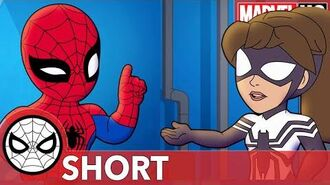 Spidey Compromises Marvel Super Hero Adventures - That's Why They Make Chocolate & Vanilla SHORT