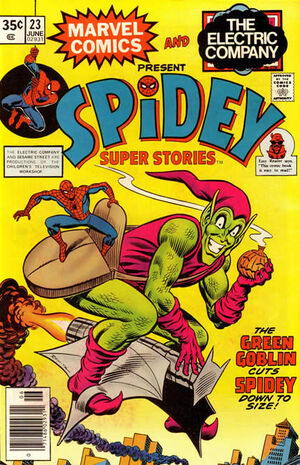 Spidey Super Stories Vol 1 23