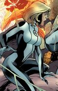 Susan Storm (Earth-616) from Fantastic Four Vol 4 1 001
