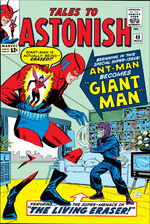 Tales to Astonish Vol 1 49
