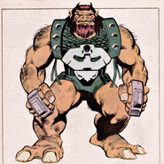 Ulik (Earth-616) from Official Handbook of the Marvel Universe Vol 1 11 001