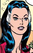 Vanessa Marianne (Earth-77013) from Spider-Man Newspaper Strips Vol 1 1977