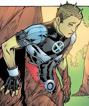 Victor Borkowski (Earth-616) from New X-Men Vol 2 13 0002