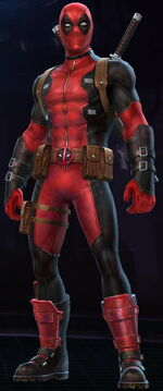 Wade Wilson (Earth-TRN012) from Marvel Future Fight 001