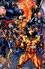 X-Men (Earth-5700) from Weapon X Days of Future Now Vol 1 3 0001