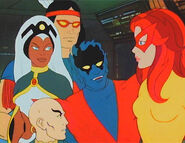 X-Men (Earth-8107) and Angelica Jones (Earth-8107) from Spider-Man and His Amazing Friends Season 3 7 0001