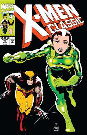 X-Men Classic Vol 1 77