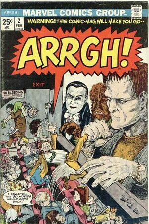 Arrgh! Vol 1 2