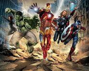 Avengers (Earth-199999) promotional art 002