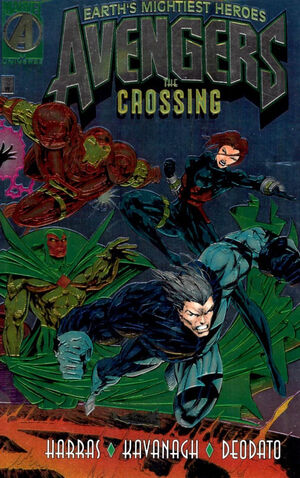 Avengers The Crossing Vol 1 1