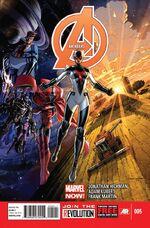 Avengers Vol 5 5