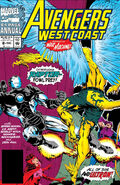 Avengers West Coast Annual Vol 2 8