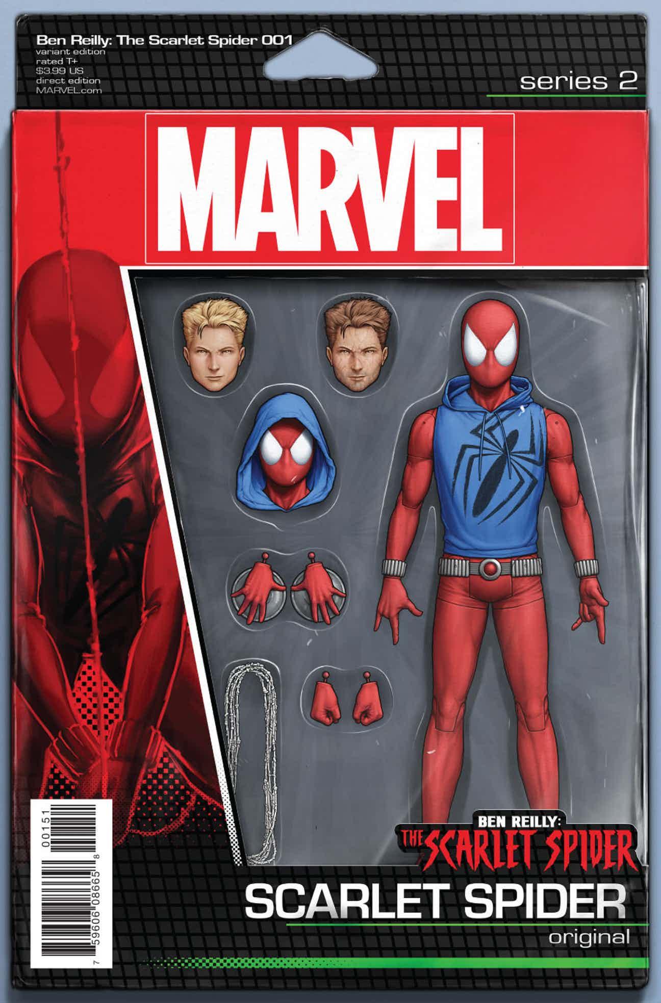 Ben Reilly Scarlet Spider Vol 1 1 Action Figure Variant.jpg