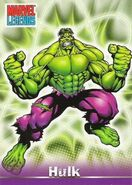 Bruce Banner (Earth-616) from Marvel Legends (Trading Cards) 0001