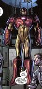 Bruce Banner (Earth 616), Iron Man Armor Model 26 MK I from Incredible Hulk Vol 2 73 002