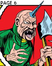 Burton J. Hargrave (Earth-616) from Captain America Comics Vol 1 13 0001