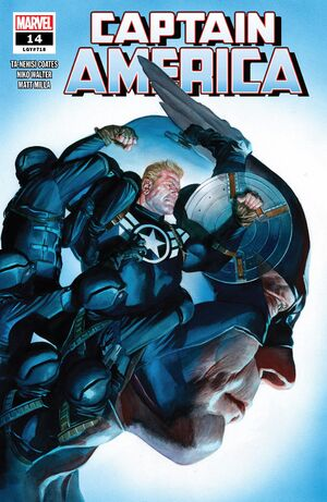 Captain America Vol 9 14