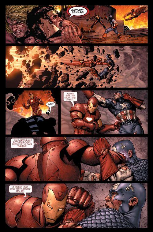 Civil War Vol 1 3 page 19