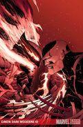 Daken Dark Wolverine Vol 1 2 Textless
