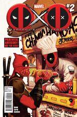 Deadpool Kills Deadpool Vol 1 2