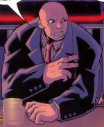Dominikos Petrakis (Earth-2301) from X-Men Ronin Vol 1 1 001