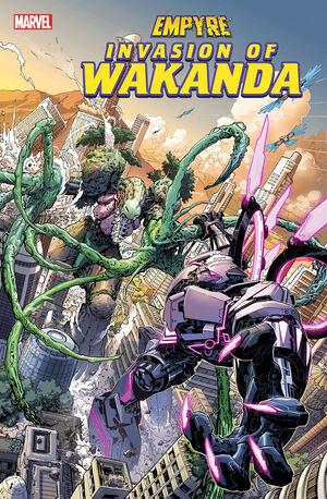Empyre Invasion of Wakanda Vol 1 2