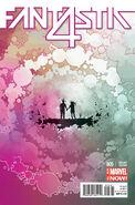 Fantastic Four Vol 5 5 Hickman Variant