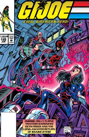 G.I. Joe A Real American Hero Vol 1 149