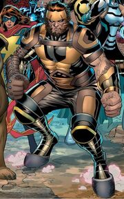 Gorgon Petragon (Earth-616) from Inhumans Prime Vol 1 1 001