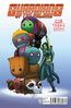 Guardians of the Galaxy Vol 4 11 Marvel Tsum Tsum Takeover Variant