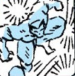Henry McCoy (Earth-2122) from Excalibur Vol 1 21 001