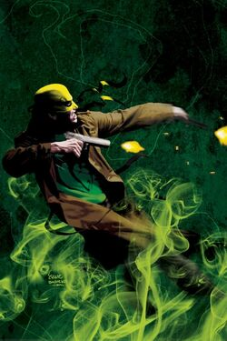 Immortal Iron Fist Orson Randall and the Green Mist of Death Vol 1 1 Textless