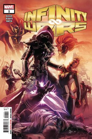 Infinity Wars Vol 1 1 | Marvel Database | FANDOM powered by