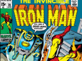 Iron Man Vol 1 36