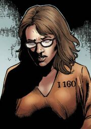 Jennifer Royce (Earth-616) from Power Man and Iron Fist Vol 2 1